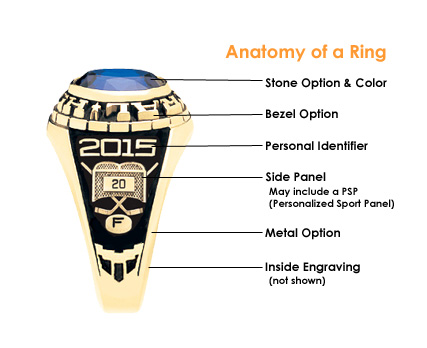 Anatomy of a Ring